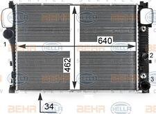 HELLA Motorkühler Wasserkühler BEHR HELLA 8MK 376 700-614 für MERCEDES
