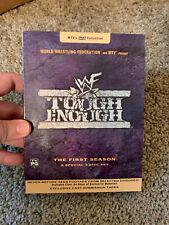 WWF: Tough Enough: The First Season DVD, MTV, WWE, Maven