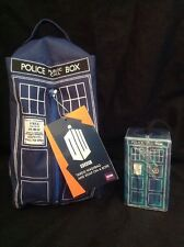 Dr. Who Tardis Wash ab And Soap On A Rope Collectible Travel BBC NEW