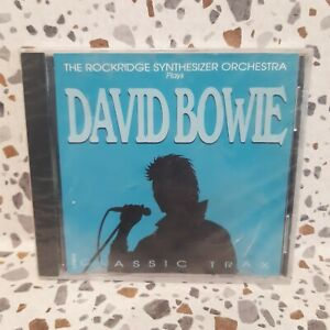 David Bowie | CD | Classic Trax (by Rockridge Synthesizer Orchestra)