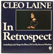 IN RETROSPECT  CLEO LAINE Vinyl Record