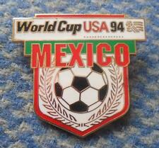 TEAM MEXICO WORLD CUP SOCCER FOOTBALL FUSSBALL USA 1994 PIN BADGE