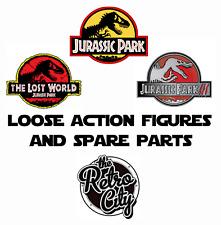 JURASSIC park il mondo perduto III action figure ricambi accessori armi Kenner