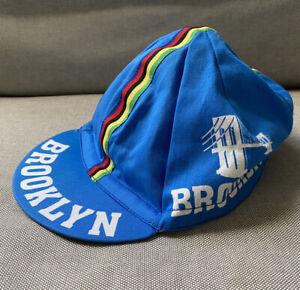 New York Bike Warehouse Cycling Cap BIKE NEW YORK Queens Bronx Brooklyn