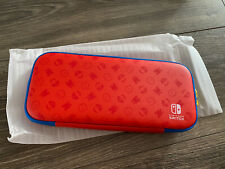 Nintendo Switch Mario Red And Blue Edition Limited Edition Case Only Exclusive