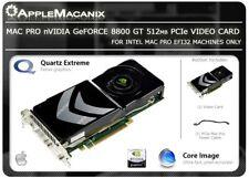 NEW 1st Gen Mac Pro nVidia GeForce 8800GT 661-4724/661-4911 512MB Video Card