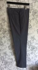 INCOTEX Cotton Blend Slim High Comfort Chinos Pants IT58 US W40 Mint