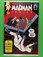 Madman Comics #18 [The G-Men From Hell - 2/4] (Dark Horse, September 2000)
