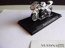 1/24 Ixo BUELL FIREBOLT XB9R White MOTO Bike Motorcycle 1:24 Altaya / IXO *Rare