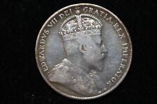 1907 Canada / Newfoundland. 50 Cents.