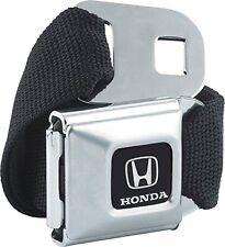 Authentic Black HONDA Logo Seat Belt Buckle Belt Buckle-Down pants Seatbelt