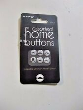 Hype Assorted Home Button Stickers for Apple, Mustache Theme