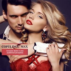 100% Pheromone for women COPULINOL MAX 8ml roll-on Mega Strong More Handsome Men