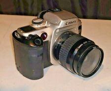 CANON EOS Elan II E W/ Canon Zoom Lens EF 35-80 MM II~ TESTED & WORKS, REP BATT!