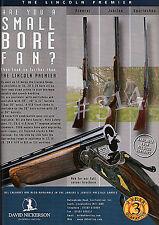 Lincoln premier-Jubilee-Ugartechea fusil Publicité Lumineuse - 2006 canons Publicité