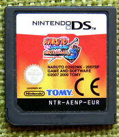 Naruto Shippuden: Ninja Council 3 (Nintendo DS, NDS, Region Free, Game Only)
