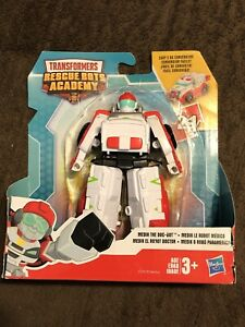 Playskool Heroes Transformers Rescue Bots Academy MEDIX the Doc-Bot Jeep