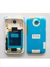 Original HTC One x ONE X  Akkudeckel Gehäuse Cover Antenne Abdeckung weiß Neu