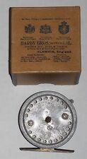 "Rare Vintage Hardy 2 ¾"" Triumph Silex Reel Boxed Circa 1925 1 of 5 Produced"