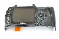 Nikon D40X Rear Cover With LCD Screen Replacement Repair Part DH3279