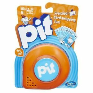 PIT FAMILY FUN GAME NEW
