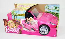 Barbie Cabriolet, Barbie Auto, Barbie Mattel Cabrio, Fahrzeug