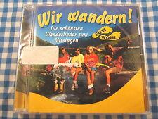 German Oktoberfest Volksmusik Hiking / Wanderlieder Kein Schoener Land 1 CD  NEW