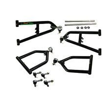 STAINLESS ATV SPORT EXTENDED A-ARMS +2+1 WIDER FOR YAMAHA BANSHEE 350 YFZ350