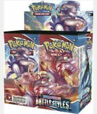 Estilos de Batalla Pokémon Booster Box 36 paquetes | sellado de fábrica