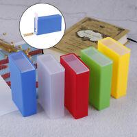 1PC Plastic Cigarette Case Box Holder Pocket Box Cigarette Holder StorageL EJ