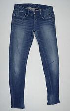 G-Star Raw Jeans 'ROYCE SKINNY WMN' Medium Aged W28 L34 EUC RRP $299 Womens