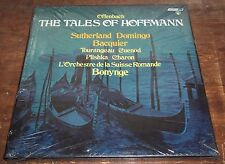 Sutherland/Domingo OFFENBACH The Tales of Hoffmann - London OSA 13106 SEALED