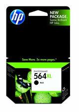 500 Genuine Virgin Empty HP 564XL Black NEW GENERATION Inkjet Cartridges