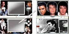 nintendo DS Lite - ELVIS THE KING  4 Piece Decal Sticker Skin UK