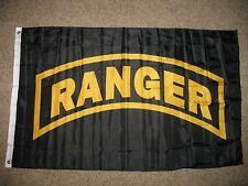 Ranger Army Airborne Ranger Flagge 3'x5 'Banner Messing Grommets Amerika Flagge