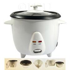 0.8 L antiadhésif Électrique Automatique Riz Cuisinière pot Warmer Warm Cook Cup Spatule