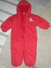 Baby Kleinkinder Jungen Winteroverall Schnee Winter Overall Anzug Größe 86 / 92