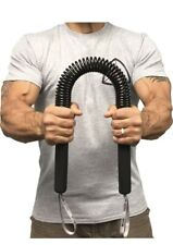 Power Twister - 20 Kg- Chest Bicep and Arm Spring Bar - Fast Shipping