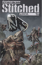 Avatar Comics Gart Ennis Stitched #1-6, 8, 13, Near Mint!