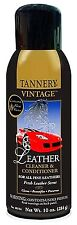 Leather Cleaner & Conditioner clean proTect Condition SpraY TANNERY CRC 40144