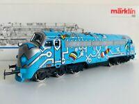 MARKLIN H0 3174, Locomotiva diesel DSB MY 1126 ATCS, OVP, AC