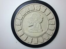 Mayan Calendar 2012 End of the World Stone Marble Art Wall Decor Large