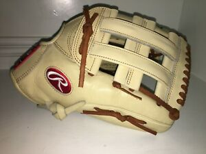 "NEW Rawlings PROR3039-6C RHT Heart of the Hide Baseball Glove 12.75"" R2G"