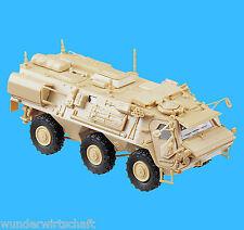 Roco Minitanks H0 525 ABC Spür-Panzer FUCHS NBC Fox Sand Desert Neu OVP HO 1:87