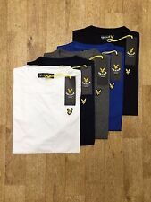 Lyle and Scott Men's Short Sleeve Crew Neck T-Shirt S-M-L-XL