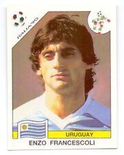 Adesivo ENZO FRANCESCOLI URUGUAY FIFA WC 1990 ITALIA 90 Decje Novine Jug PANINI