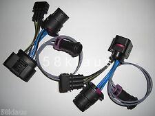 VW Passat 3B 3BG Scheinwerfer Adapter Kabel Set auch Xenon cable set harness