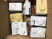 SET OF 8 Honeywell Non-Programmable Thermostat for Electric Baseboards, 4 wires