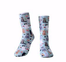 Sushi Socks.Cat Socks. Socks. Novelty Socks.Happy Socks.