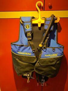 U.S Divers Aqualung Cousteau BCD size Large